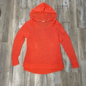 Sonoma hooded sweater L